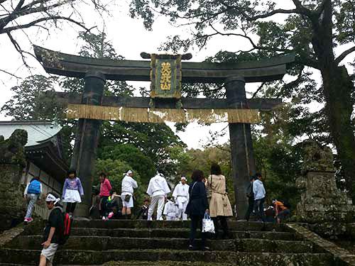 英彦山神宮御神幸祭